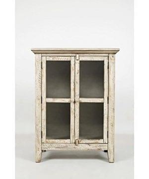 Jofran 1610 32 Rustic Shores Accent Cabinet 32W X 15D X 42H Vintage Cream Finish Set Of 1 0 2 300x360