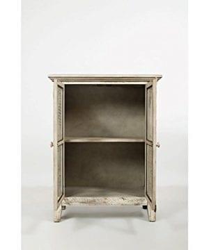 Jofran 1610 32 Rustic Shores Accent Cabinet 32W X 15D X 42H Vintage Cream Finish Set Of 1 0 3 300x360