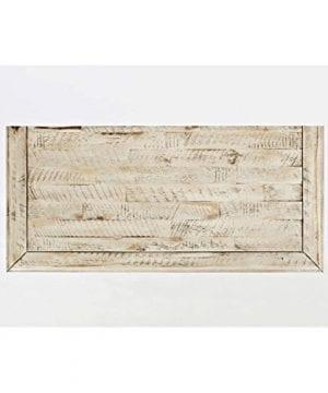Jofran 1610 32 Rustic Shores Accent Cabinet 32W X 15D X 42H Vintage Cream Finish Set Of 1 0 4 300x360