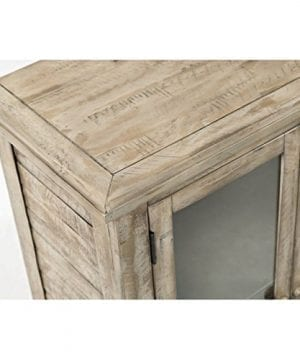 Jofran 1620 32 Rustic Shores Accent Cabinet 32W X 15D X 42H Vintage Grey Finish Set Of 1 0 0 300x360