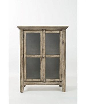 Jofran 1620 32 Rustic Shores Accent Cabinet 32W X 15D X 42H Vintage Grey Finish Set Of 1 0 2 300x360