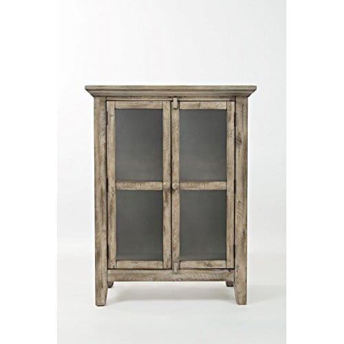 Jofran 1620 32 Rustic Shores Accent Cabinet 32W X 15D X 42H Vintage Grey Finish Set Of 1 0 2