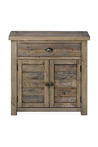 Jofran 940 13 Slater Mill Cabinet 32W X 15D X 32H Medium Brown Pine Finish Set Of 1 0 2