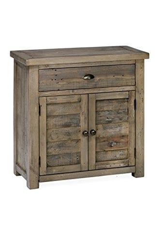 Jofran 940 13 Slater Mill Cabinet 32W X 15D X 32H Medium Brown Pine Finish Set Of 1 0