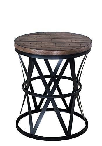 Lane Home Furnishings 7328 40 Barrel Table 0 0