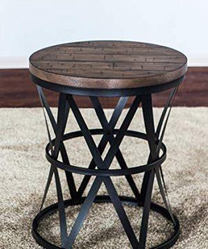 Lane Home Furnishings 7328 40 Barrel Table 0 300x360