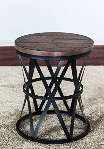 Lane Home Furnishings 7328 40 Barrel Table 0