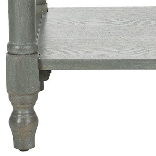 Safavieh American Homes Collection Tami Ash Grey Accent Table 0 2