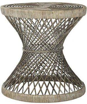 Safavieh WIK6506B Grimson Accent Table Grey 0 300x360