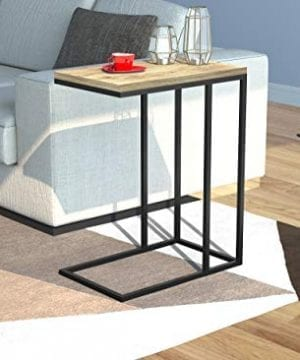 Safdie Co 81053Z06 Accent End Table C Shape Reclaimed 0 300x360