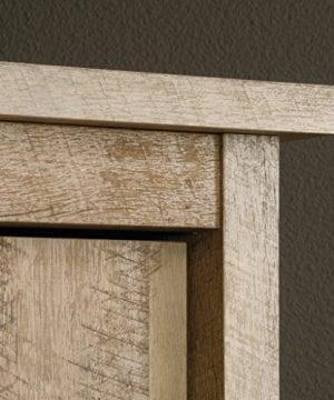 Sauder 416082 Cannery Bridge Storage Cabinet L 3520 X W 1626 X H 7197 Lintel Oak Finish 0 3 300x360