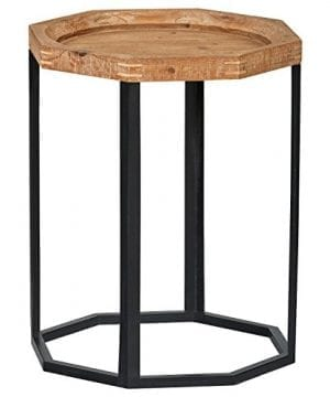 Stone Beam Arie Octagonal End Table 173W Natural 0 300x360