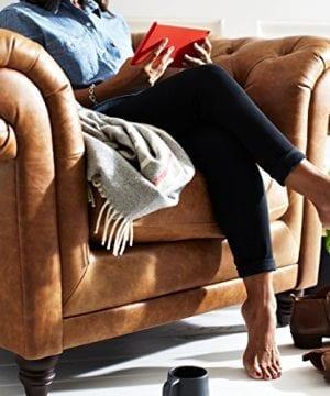 Stone Beam Bradbury Chesterfield Modern Chair 50W Cognac 0 3 300x360