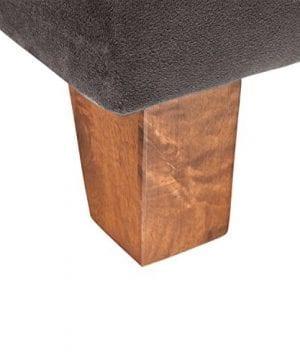 Stone Beam Brandeberry Farmhouse Charles Of London Accent Chair 38W Dark Grey 0 3 300x360