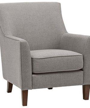 Stone Beam Cheyanne Modern Accent Chair 31W Storm 0 300x360