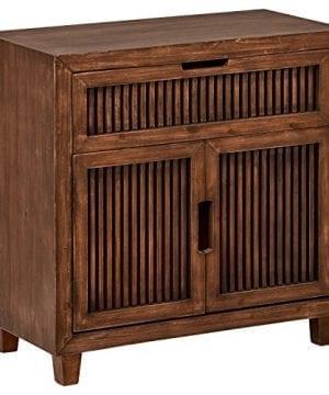 Stone Beam Fremont 2 Door Cabinet 315W Ash 0 300x360