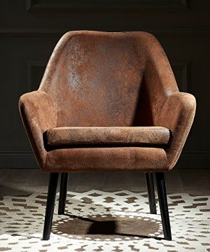Versanora VNF 00033AF Divano Stylish Beautiful Industrial Modern Vintage Lounge Sofa Aged Fabric 0 3 300x360