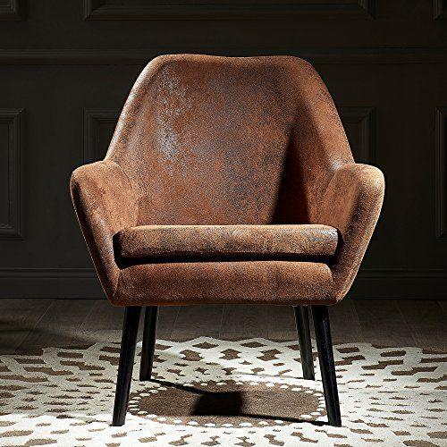 Versanora VNF 00033AF Divano Stylish Beautiful Industrial Modern Vintage Lounge Sofa Aged Fabric 0 3