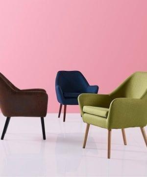 Versanora VNF 00033AF Divano Stylish Beautiful Industrial Modern Vintage Lounge Sofa Aged Fabric 0 4 300x360