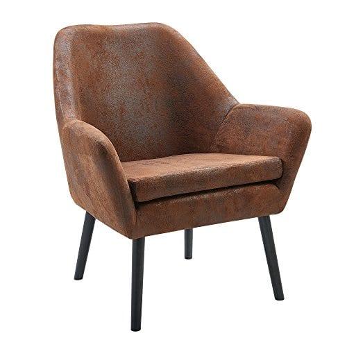 Versanora VNF 00033AF Divano Stylish Beautiful Industrial Modern Vintage Lounge Sofa Aged Fabric 0