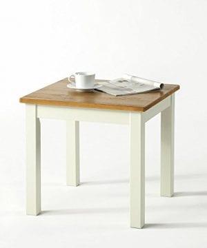 Zinus Becky Farmhouse Wood Side Table 0 300x360
