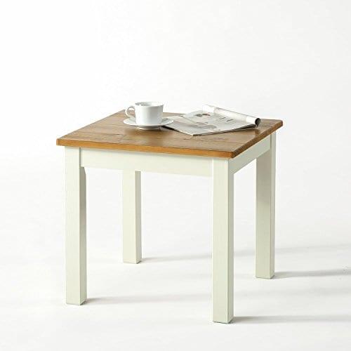 Zinus Becky Farmhouse Wood Side Table 0