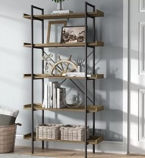 Farmhouse Bookshelves and Farmhouse Bookcases