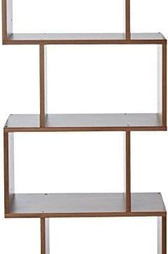 247SHOPATHOME YNJ 140 8 Bookcases Walnut 0 0 239x360