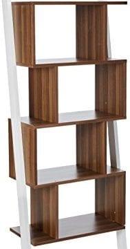 247SHOPATHOME YNJ 140 8 Bookcases Walnut 0 189x360