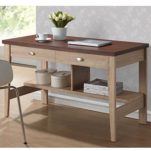 Baxton Studio Fillmore Writing Desk 0 0