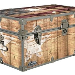Designer Trunk Fourth Of July Americana Storage Trunk Rustic Americana 32x18x135 Inches 0 0 300x300