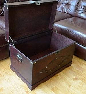 Jamestown Chest Wooden Steamer Trunk Large Trunk 0 2 300x331