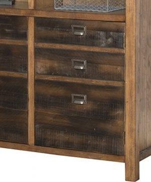 Martin Furniture IMHE4472 Heritage Bookcase 0 1 300x360
