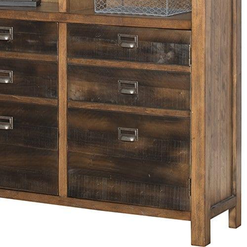 Martin Furniture IMHE4472 Heritage Bookcase 0 1