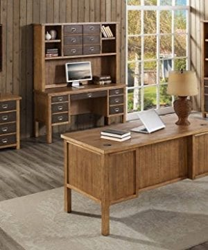 Martin Furniture IMHE4472 Heritage Bookcase 0 3 300x360