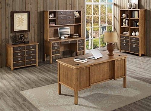 Martin Furniture IMHE4472 Heritage Bookcase 0 3