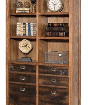 Martin Furniture IMHE4472 Heritage Bookcase 0 300x360