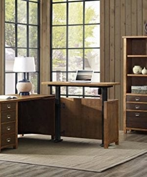 Martin Furniture IMHE4472 Heritage Bookcase 0 4 300x360