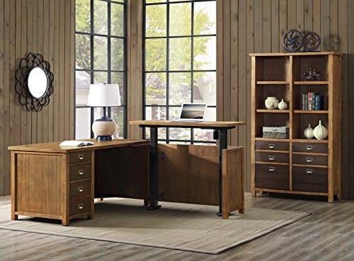 Martin Furniture IMHE4472 Heritage Bookcase 0 4