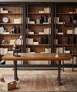 Martin Furniture IMTE4094x3 IMTE402 Toulouse 3 Bookcase Wall 0 0 300x360