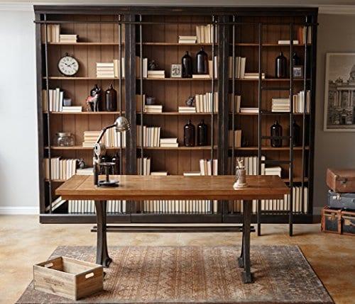 Martin Furniture IMTE4094x3 IMTE402 Toulouse 3 Bookcase Wall 0 0
