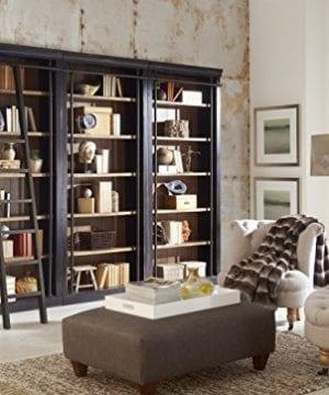 Martin Furniture IMTE4094x3 IMTE402 Toulouse 3 Bookcase Wall 0 1 300x360