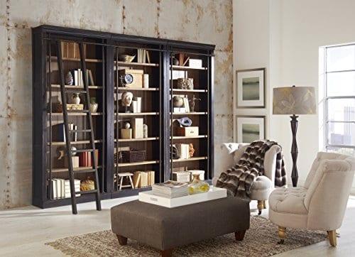 Martin Furniture IMTE4094x3 IMTE402 Toulouse 3 Bookcase Wall 0 1