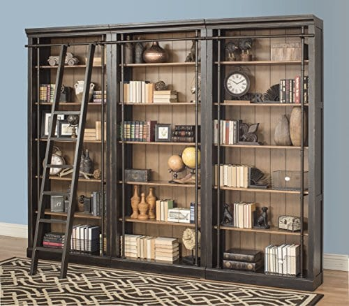 Martin Furniture IMTE4094x3 IMTE402 Toulouse 3 Bookcase Wall 0 3