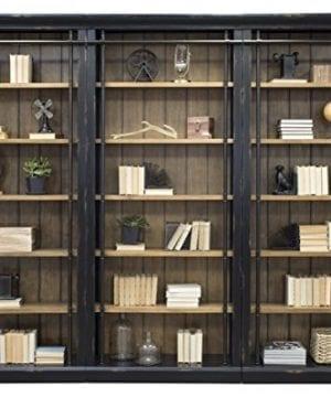 Martin Furniture IMTE4094x3 IMTE402 Toulouse 3 Bookcase Wall 0 300x360