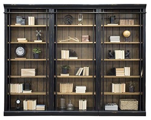 Martin Furniture IMTE4094x3 IMTE402 Toulouse 3 Bookcase Wall 0