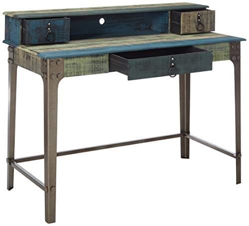 Powell Furniture 114 238 Calypso Desk 0 1