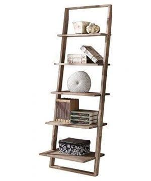 Riverside Furniture 597355 Modern Learning Bookcase Brown 0 300x360