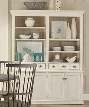 Riverside Furniture Juniper 4 Door Buffet In Chalk 0 0 300x360
