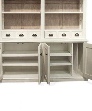 Riverside Furniture Juniper 4 Door Buffet In Chalk 0 2 300x360